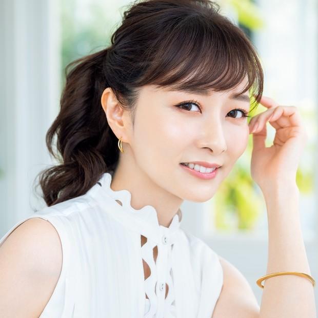 石井美保さんが選んだのは、パワーアップしたロクシタンの名品美容液 ハリ・ツヤのある熟睡肌※1を叶えるコツ、伝授します!