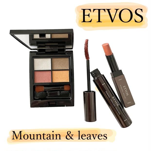ETVOS 2021AW COLLECTION