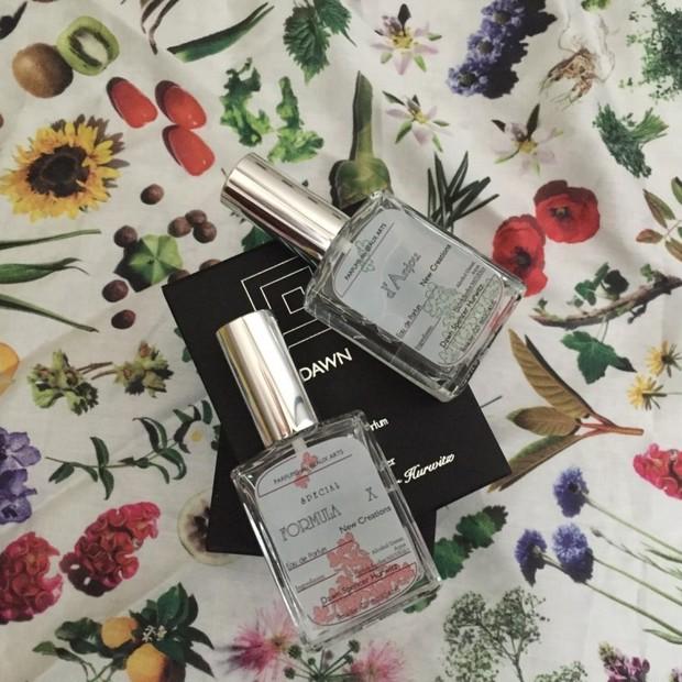 【念願のSmell&Tell体験♫】自分も、周りも幸せにする。わたしが香るフレグランス。