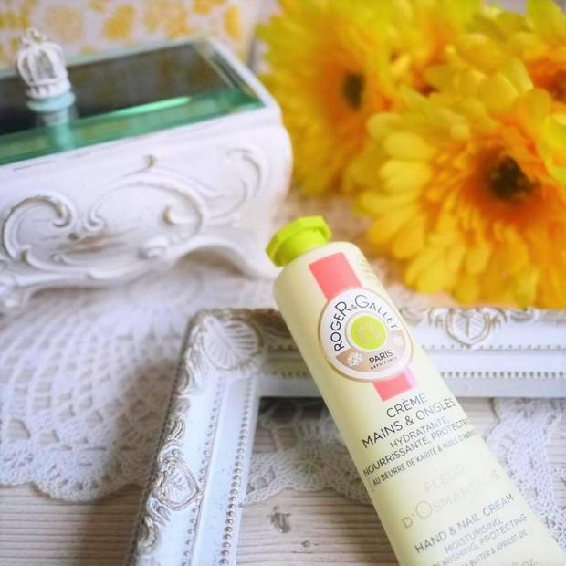 金木犀が香る♡ビジュアル&香り重視で選ぶロジェガレハンドクリーム!