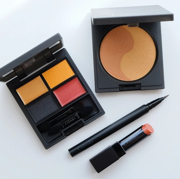 【秋新色コスメ2020】Celvoke 2020 AW Makeup Collection 『Energy in conjunction』