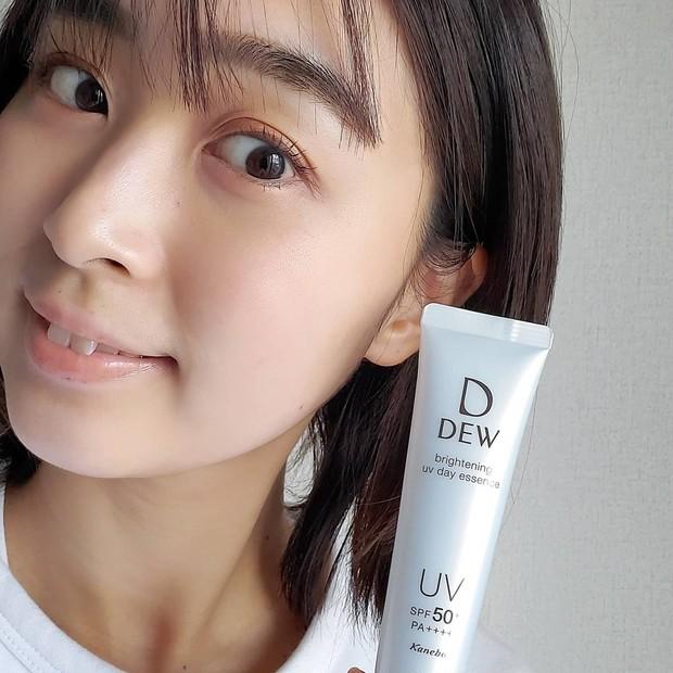 【DEW】3月16日発売!ブライトニングUV美容液で心地良くUVケア!