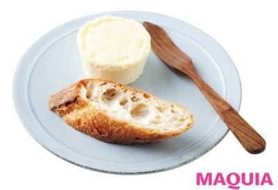 【食べ痩せダイエット】ルール6:パンを食べるなら「パン少なめ、バター多め」で