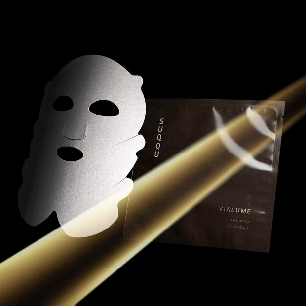 SUQQU最高峰のエイジングケアライン「ヴィアルム」の贅をつくしたシートマスクを限定発売【クリスマスコフレ2021】