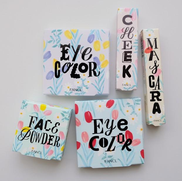 SHOGO SEKINEパッケージが可愛い! 2月発売のファンケル春新色2021をレポ #プチプラコスメは水曜日に_1