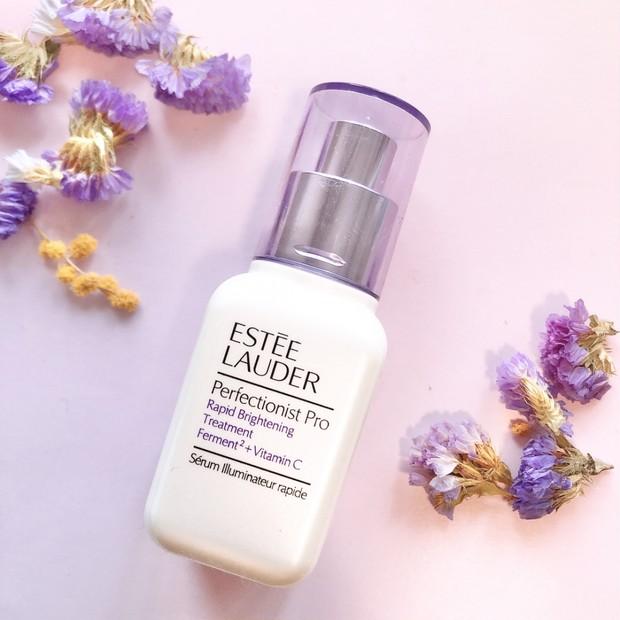 【新発売】エスティローダーのブライトニング美容液でパッと明るい浄透肌へ♡