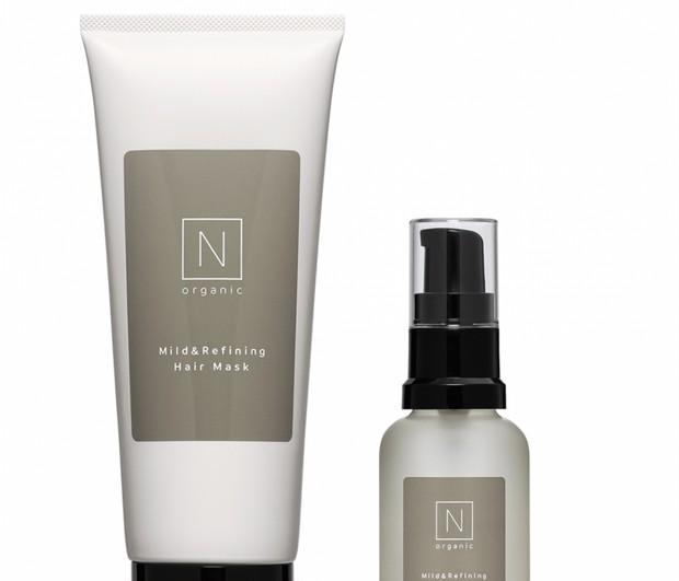 「N organic」からスペシャルアイテム! ヘアマスクとオイルで優しいエイジングケア
