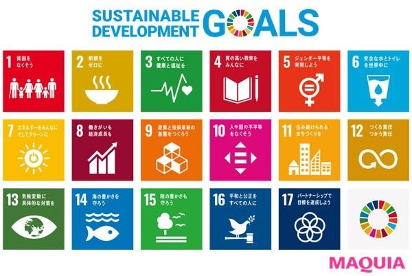 【クリーンビューティ】CLEAN BEAUTYを考えるものさしのひとつ SDGsという基準