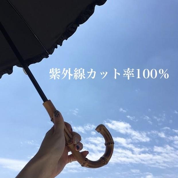 田中みな実ちゃんも愛用!高価格帯なのにコレクションしたくなる最強日傘、サンバリア100!!