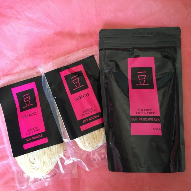 女性にうれしい大豆でてきた話題のBeautyfood♡soico