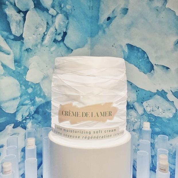 化粧水のあとこれをつけるだけで潤いに満ちたお肌に!ドゥ・ラ・メールのスペシャルなイベントに行ってきました♡