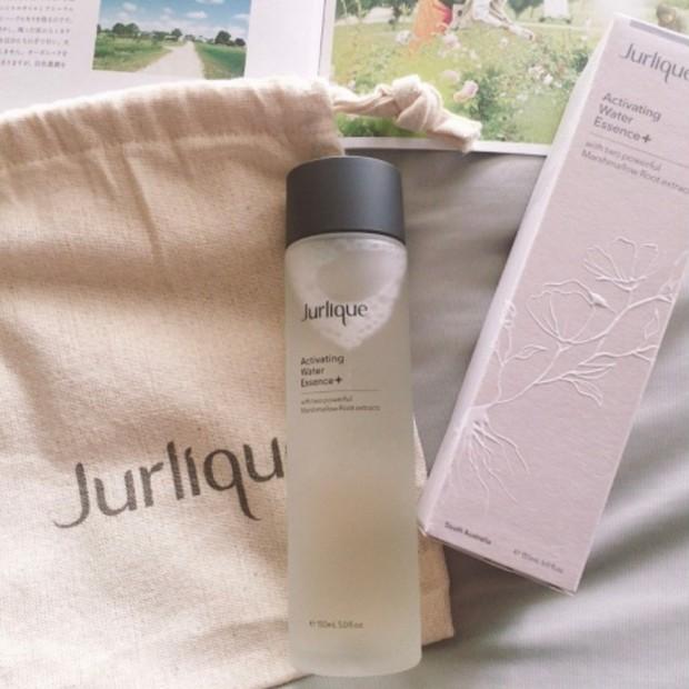 Jurliqueの化粧水でサスティナブルな肌へ✨