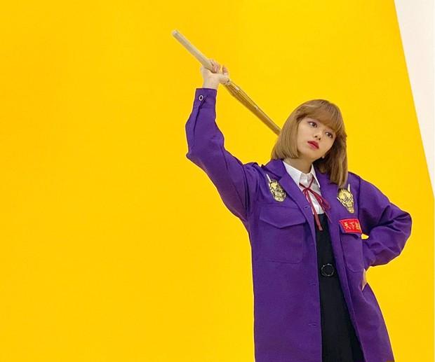 『今日から俺は!!劇場版』にて、山本舞香さんがスケバン・森川涼子役で出演中!_1