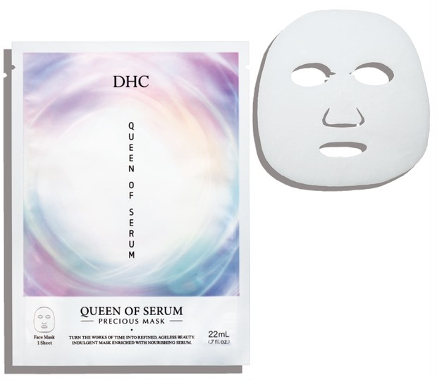 DHC  クイーン オブ セラム  プレシャス マスク