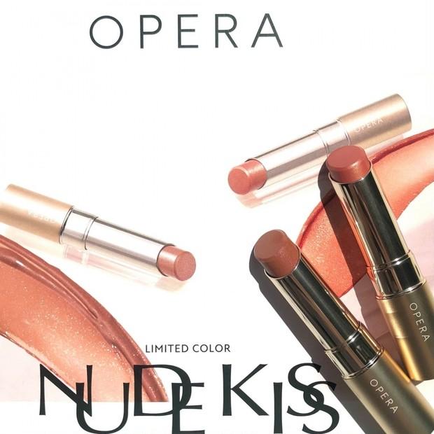 【夏コスメ2021】マスク生活でも大活躍! オペラの「リップティント N」から夏限定カラーが登場