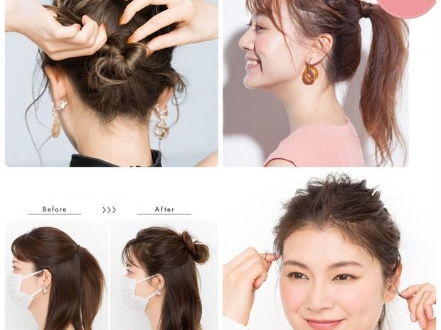 【夏のヘアアレンジ】簡単&涼しげ! ミディアム・ロングにおすすめのヘアアレンジまとめ