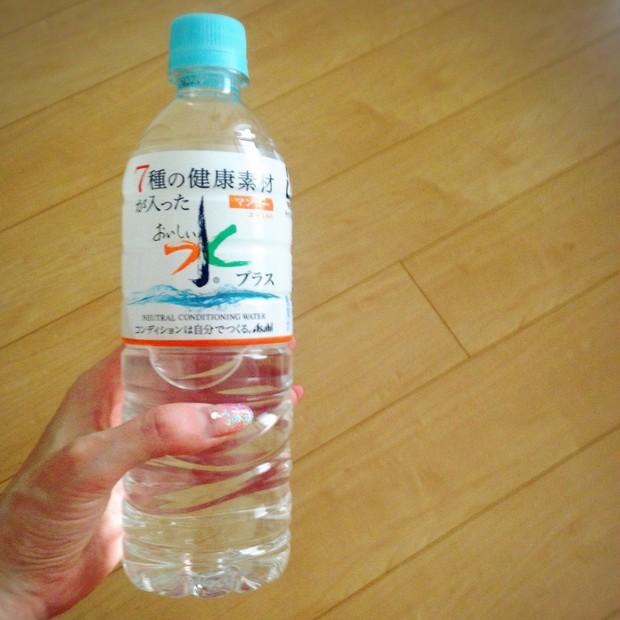 ゆるっと薬膳がイイ♡7種の健康素材を配合した「おいしい水」で水分補給