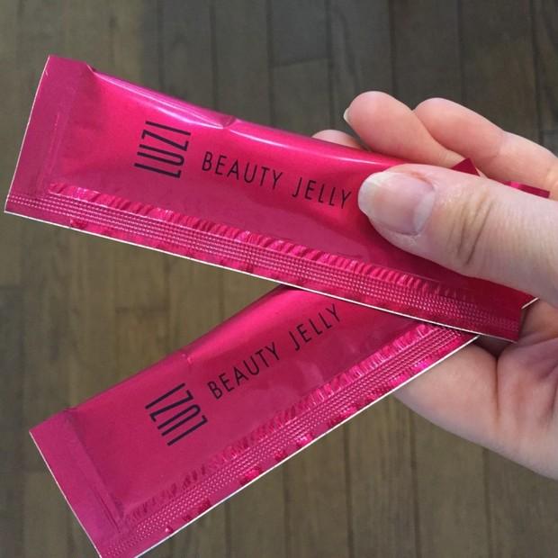 【忙しい朝でも一口♡beauty jellyで朝美活】