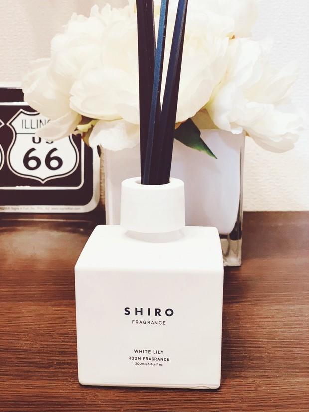【SHIROの人気アイテム】SHIRO ホワイトリリー ルームフレグランス