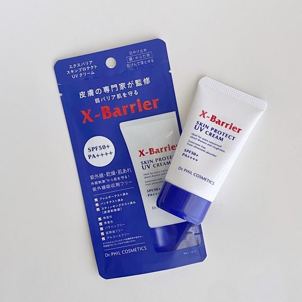 【X-Barrierから新発売】敏感肌にもおすすめ!ノンケミカル処方なのに強力紫外線カット。使い心地も満点の新作日焼け止め_1