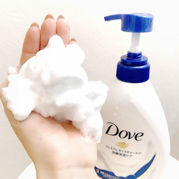 【美肌ボディ♡︎】通常ケアでお肌潤う新常識《美肌フローラ》に注目した【Dove - ダヴ- 】プレミアム モイスチャーケア ボディウォッシュ♡︎
