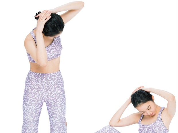 肋骨キュッで美くびれ出現! 腹筋の中でもくびれを作る筋肉を意識すれば速攻スタイルアップ