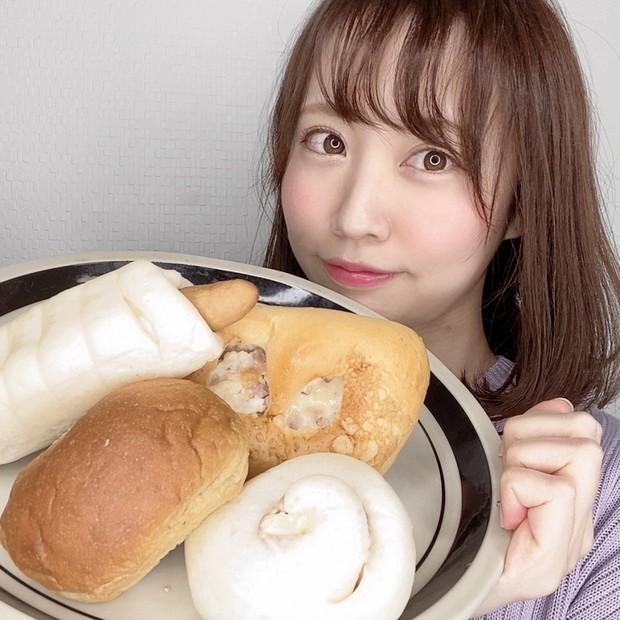 【肌見せ準備】食べ痩せ♡幸せダイエット!ローソン低糖パン