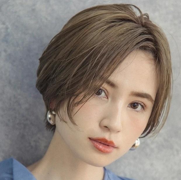 【最新ヘアカタログ】大人のショートヘア