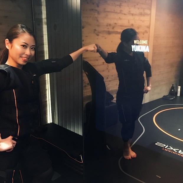 【体験レポ】近未来型EMSトレーニングジム「SIXPAD STATION」デビューしました!