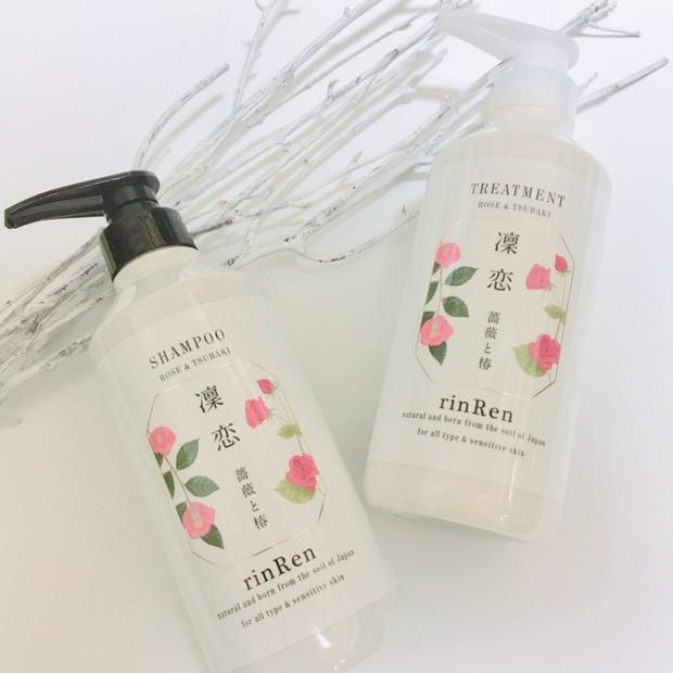 リニューアルしたリンレンがすごい!国産原料にこだわった日本生まれのシャンプー