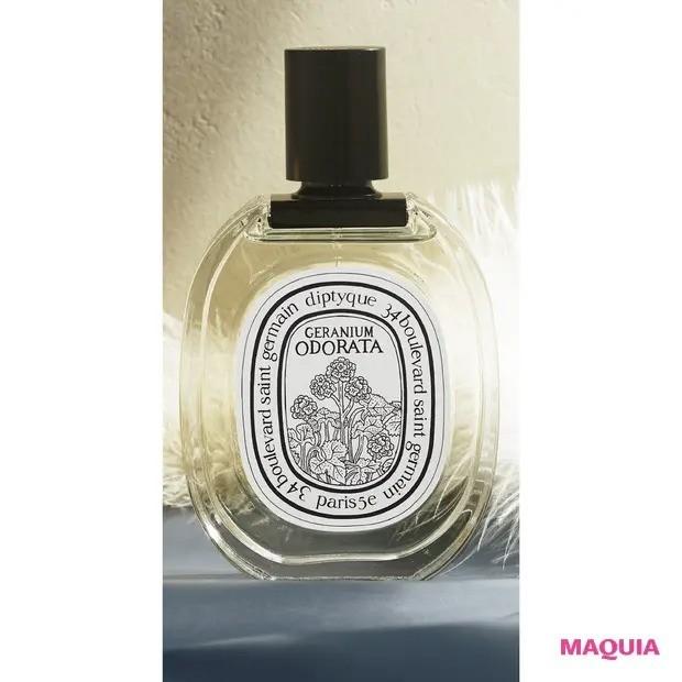【人気の香水】ディプティック オード トワレ ゼラニウム オドラタ