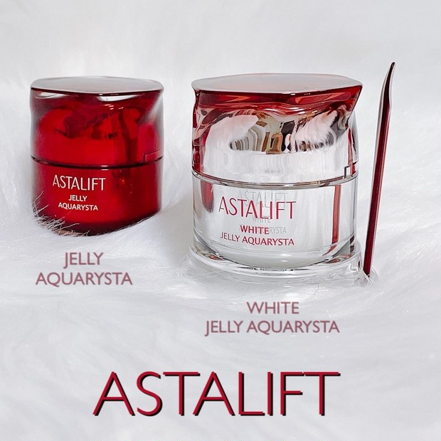 アスタリフトのジェリー アクアリスタから美白タイプが誕生!白のプレミアムジェリー、『ホワイト ジェリー アクアリスタ』