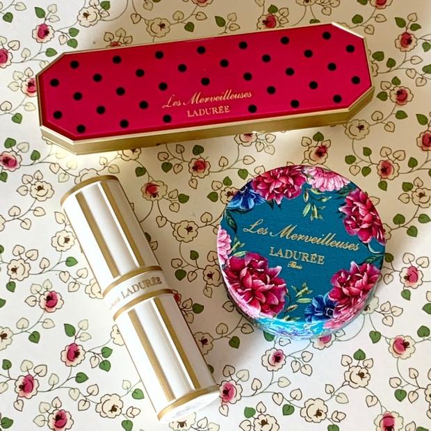 【夏コスメ2021】レ・メルヴェイユーズ ラデュレの目にも美しいコスメで、洗練されたフェミニンフェイスに #マンデーカラースウォッチ