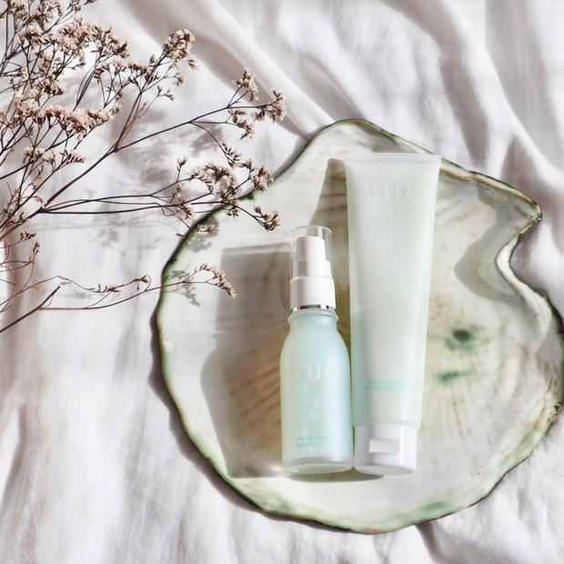 【肌あれ・敏感ケアにオススメ】 1/20(水)DUO/デュオから発売のいたわり洗顔料&ミスト美容液