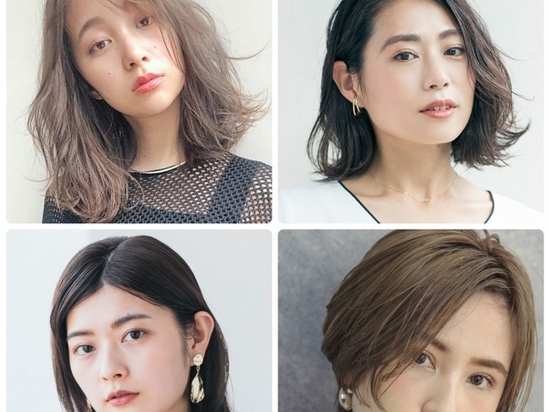 【ヘアカタログ】前髪なしのおすすめヘアスタイル・髪型15選