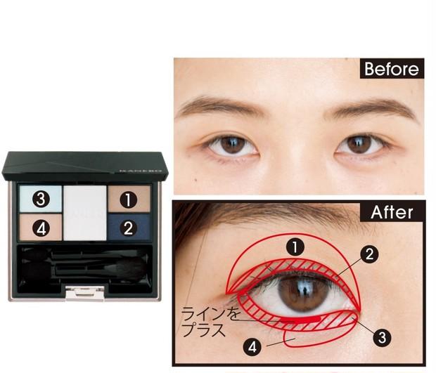 アイラインが落ちやすい&左右の目のサイズに差が…それでも【デカ目】は叶います!