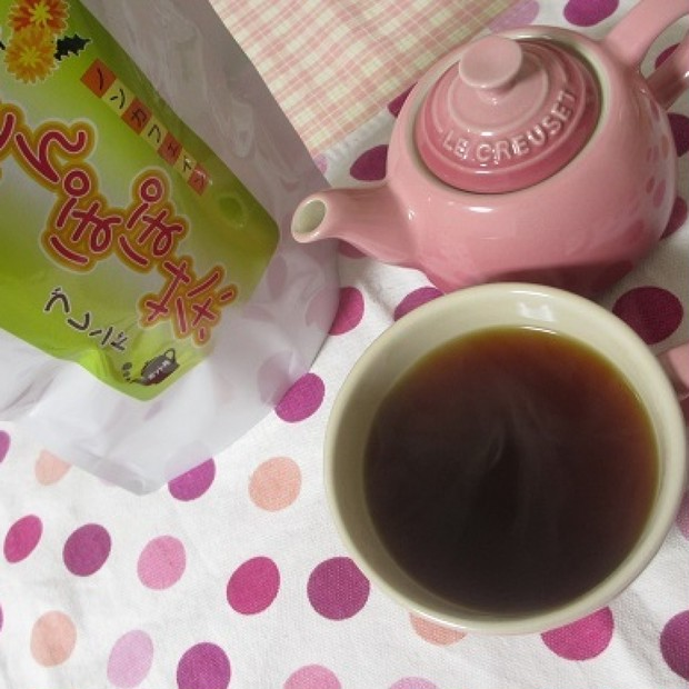ほっこり温活には「たんぽぽ茶ブレンド」