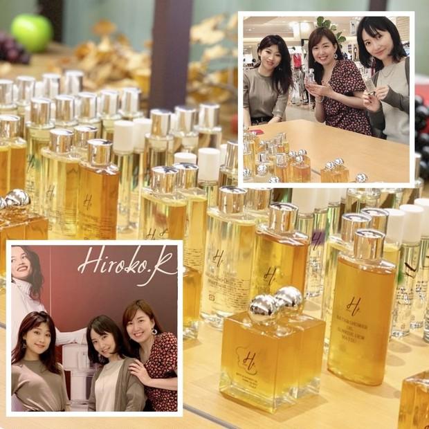 香りも美容効果も最高♡Hiroko.Kのオイルで楽しむ究極のオイル美容!