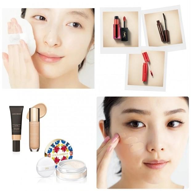 化粧崩れ防止アイテム特集|汗や皮脂によるメイクの崩れを防ぐ! キレイをキープするプロ愛用ツールとは?