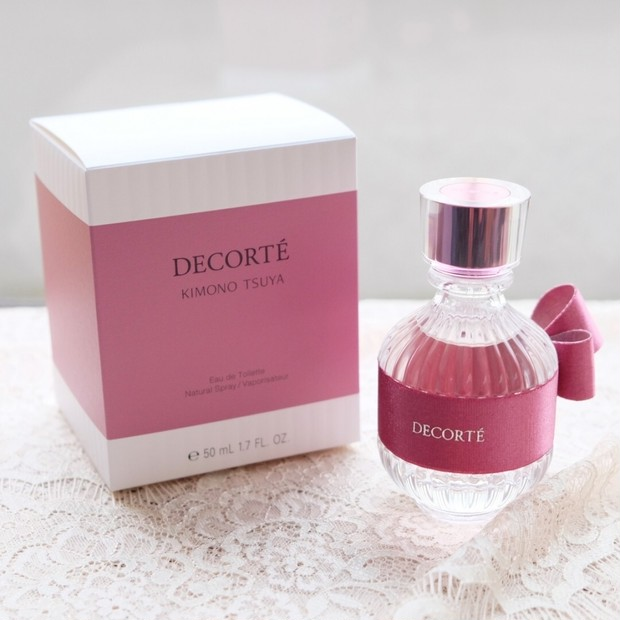 コスメデコルテの香水「キモノ」シリーズに新作登場!15mLのスプレータイプも同時発売