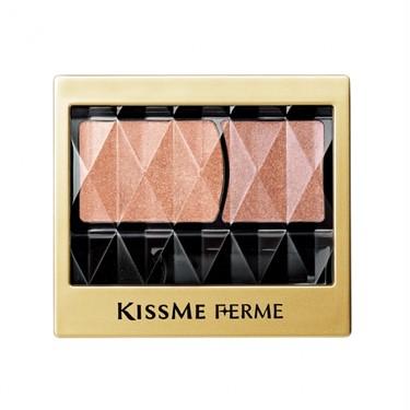 キスミー フェルム KISSME(伊勢半) 華やかに彩る アイカラー