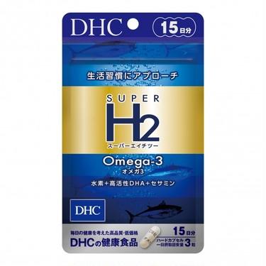 DHC(ディーエイチシー) DHC スーパーエイチツー オメガ3