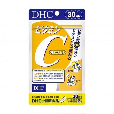 DHC(ディーエイチシー) DHC ビタミンC(ハードカプセル) 30日分