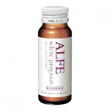 ALFE(アルフェ) 大正製薬 アルフェ ホワイトプログラム