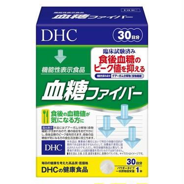 DHC(ディーエイチシー) DHC 血糖ファイバー 30日分