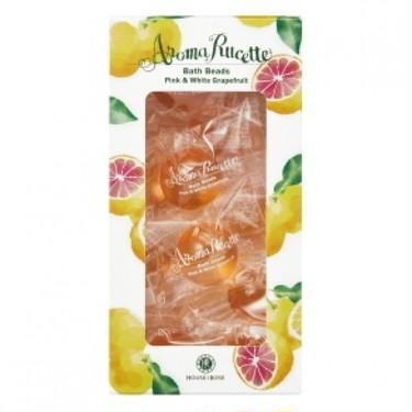 アロマルセット バスビーズ PG&WG n(ピンク&ホワイトグレープフルーツの香り)