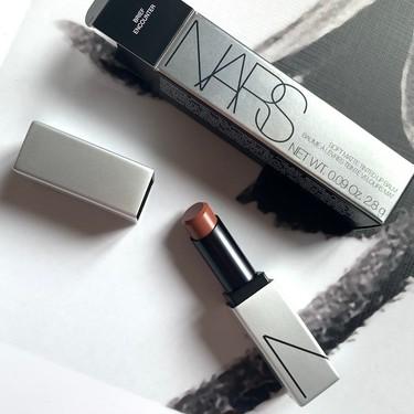 3月12日限定発売【NARS】シアーマットが気分!ソフトマットティンティッドリップバームが塗りやすくておすすめ。自然な血色感が出る00363をご紹介_1_3