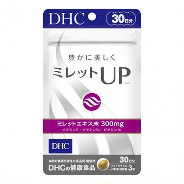 DHC(ディーエイチシー) DHC ミレットUP