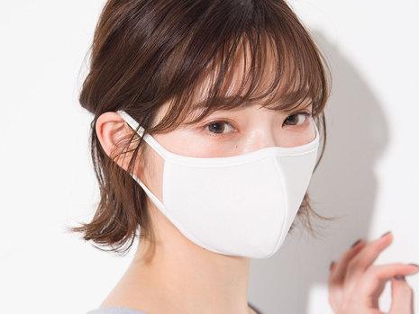 【GUマスク×ヘアアレンジ】小顔効果抜群! 美人見えテク満載のボブ向けハーフアップ