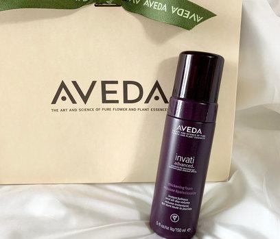 アヴェダの新製品「インヴァティ アドバンス ヘアデンス フォーム」で瞬時に髪の根元から太く、ハリ・コシ感のあるスタイルへ #金曜日の肌投資コスメ